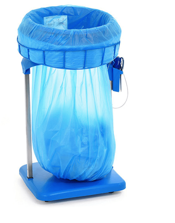 Recycling waste bag, hygienic sanitary | Maxi