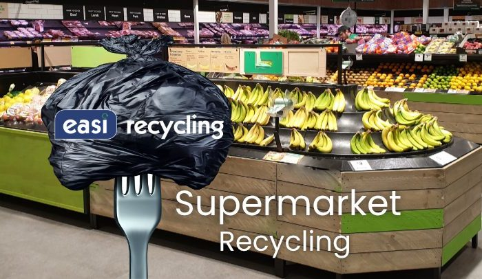 Supermarket Recycling – Five Ways To Manage Waste More Efficiently
